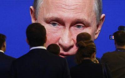 Санкционное противостояние на международной экономической арене будет продолжаться — Путин