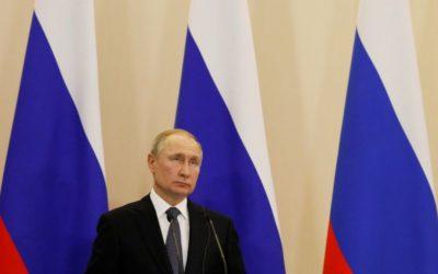 Власти РФ решили перенести сроки выполнения целей Путина на 30г